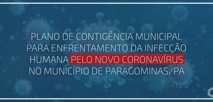 Paragominas Divulga Plano de Contingência Municipal para enfrentamento do Novo Coronavírus