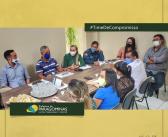 Prefeitura se reúne para ação social à respeito de venezuelanos