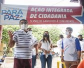 Prefeitura de Paragominas e Fundação ParáPaz realizam mais de 2.500 atendimentos em final de semana de ação cidadã