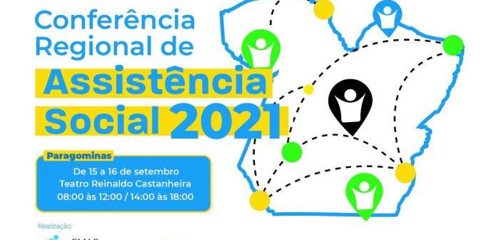 Conferência Regional de Assistência Social começa hoje em Paragominas