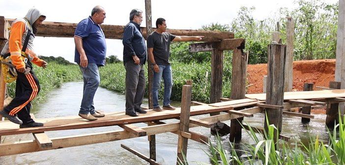 Seminfra Paragominas tem obras em andamento pelos quatro cantos da cidade